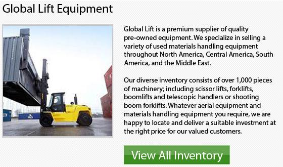 Caterpillar Container Forklift